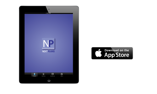 NextPlans Mobile iPad App